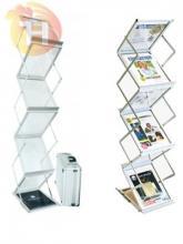 Cho thuê Kệ brochure, giá để catalogue