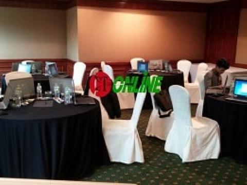 Cho thuê laptop phục vụ sự kiện, hội thảo tại Hà Nội